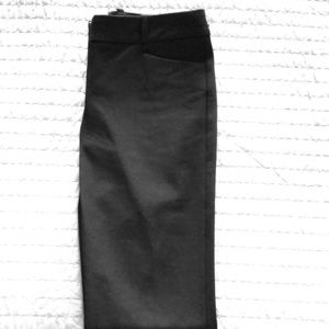 The Limited Signature Stretch Black Pants, 2R